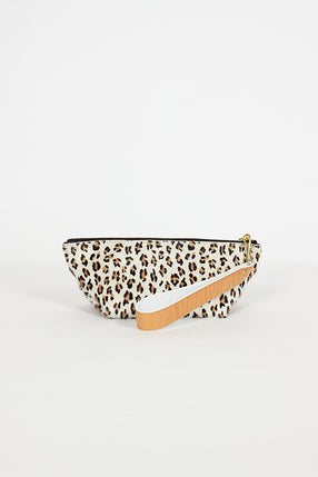 Mini Leopard Small Wrist Bag