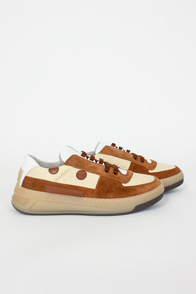 Steffey Brown Sneaker