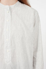 Swing Shirt Graphic Cotton Stripe