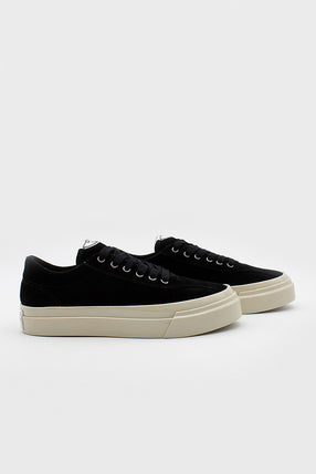 Dellow Black Suede