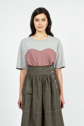 Switch Grey Jumbo Tee
