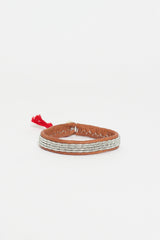 B Plus Home Tanned Hide Bracelet