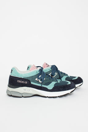 M15009FT Teal/Navy Sneaker