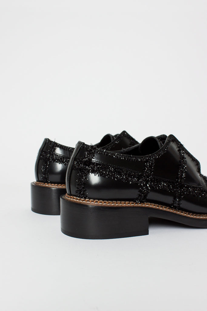 Tinsel Check Brogue