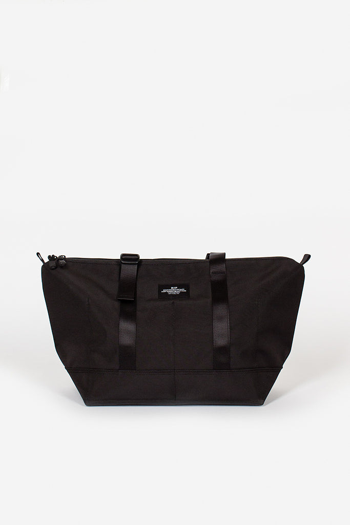 B.I.P. Black Zipper Tote