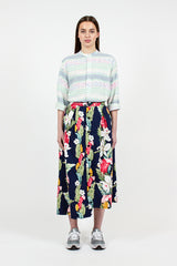 Hawaiian Tuck Skirt