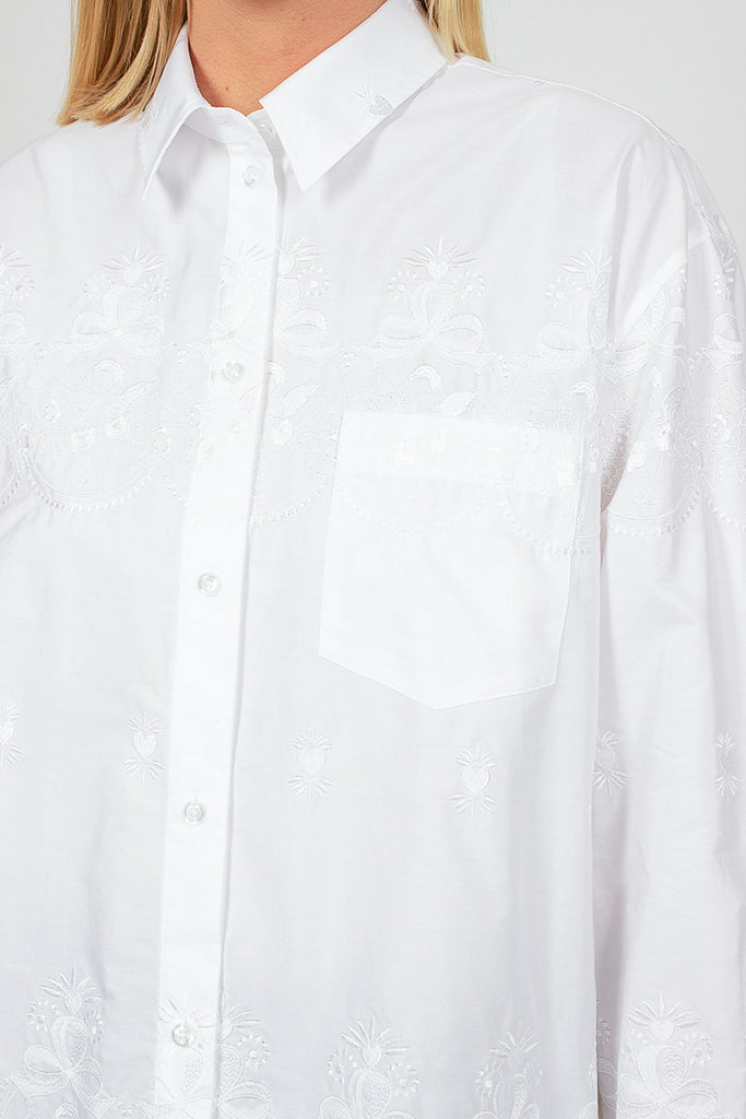 Cherub Cotton Masculine Shirt