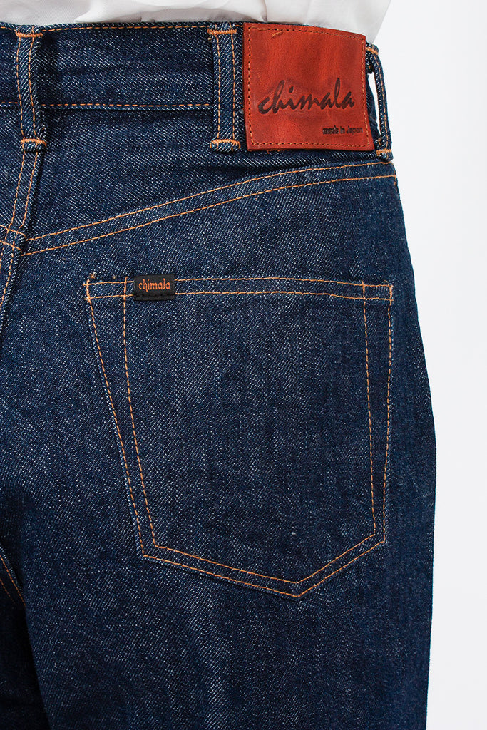 13oz Selvedge Denim Monroe Jean