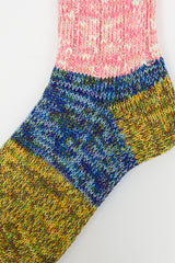 Yellow Gogh Sock