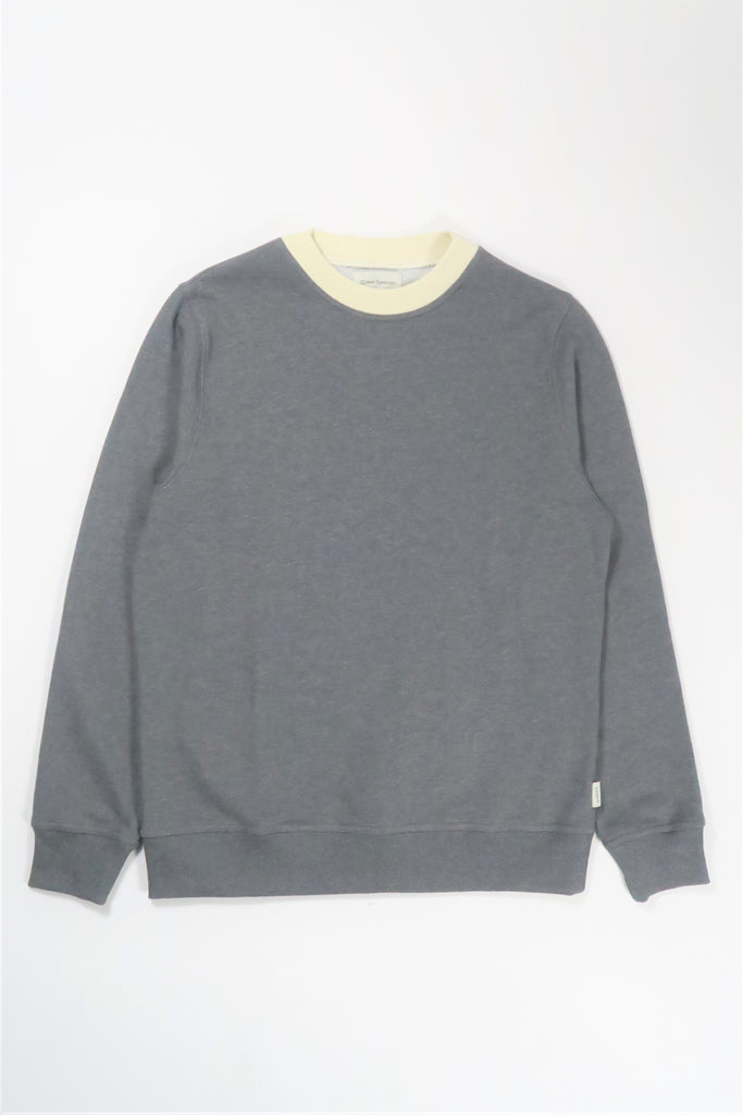 Oliver Spencer Robin Sweatshirt Clayton in Grey