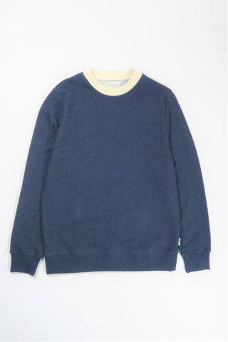 Oliver Spencer Robin Sweatshirt Clayton in Navy