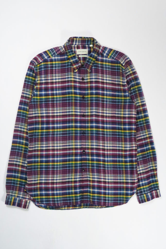 Oliver Spencer New York Special Shirt in Multi