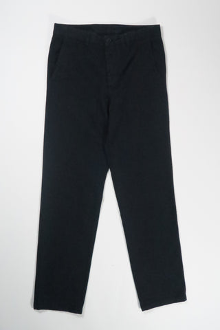 Homecore Sergio Jon Trousers in Speckled Black