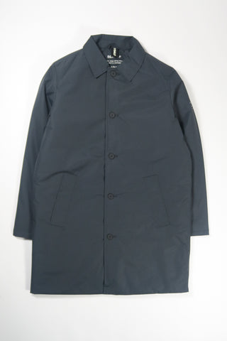 Ecoalf Hampshire Sealed Padded Mac in Graphite