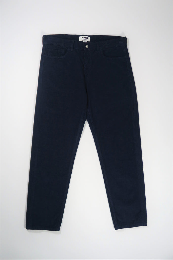 You Must Create (YMC) Tearaway Jean in Navy