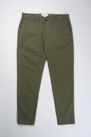 Edmmond Studios John Chino Pants in Khaki