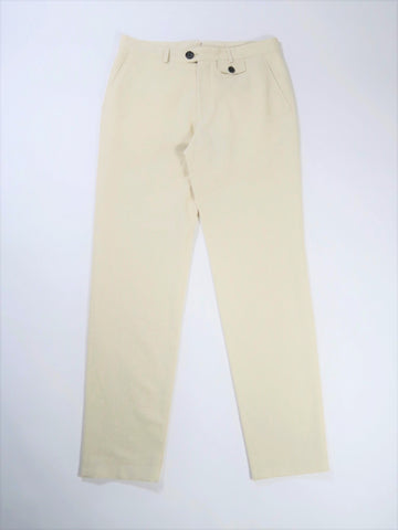 Oliver Spencer Fishtail Trouser Falke in Cream