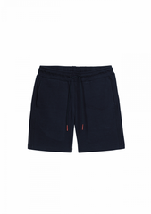 Homecore Gael Jersey Shorts in Navy