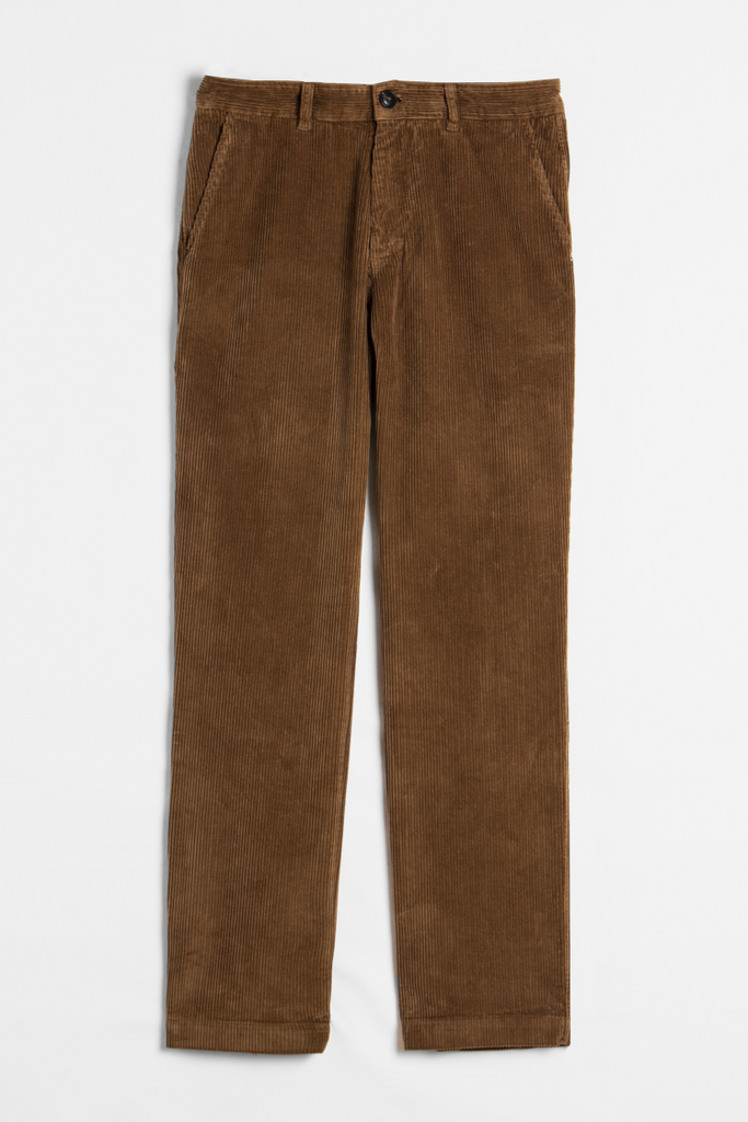 Homecore Lynch Cord Trousers in Nuts