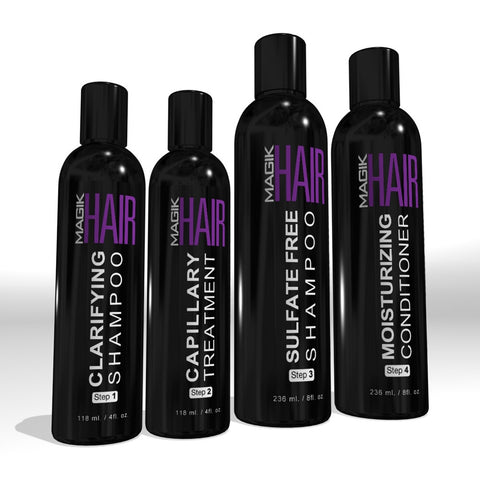 Magik Hair Capillary Treatment Kit