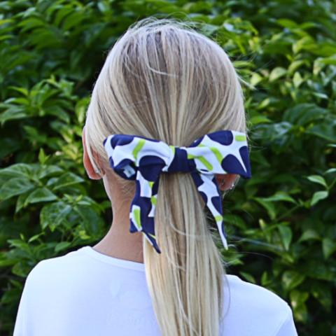 Nellie Bow Hair Clip - Three Friends Apparel