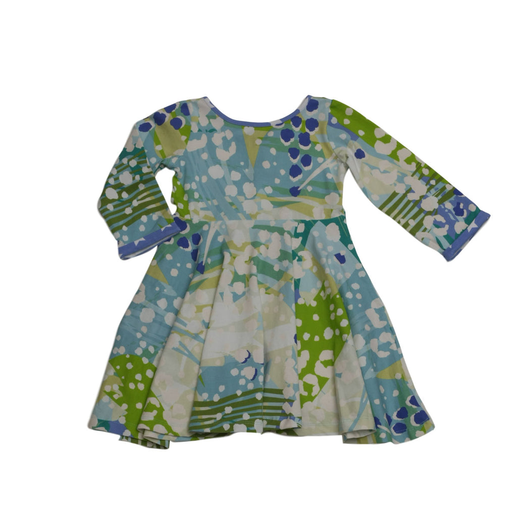 Lula Belle Twirl Dress Wild One - Three Friends Apparel