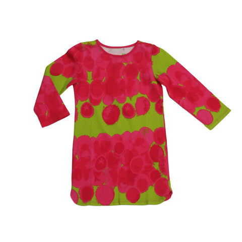 Sweet Tea Dress Raspberries - Three Friends Apparel