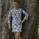 Sweet Tea Dress Sugar Bloom - Three Friends Apparel
