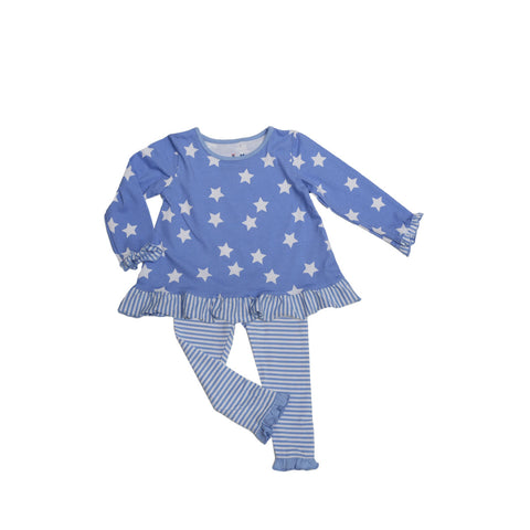 Allie Baby Legging Set Superstar - Three Friends Apparel
