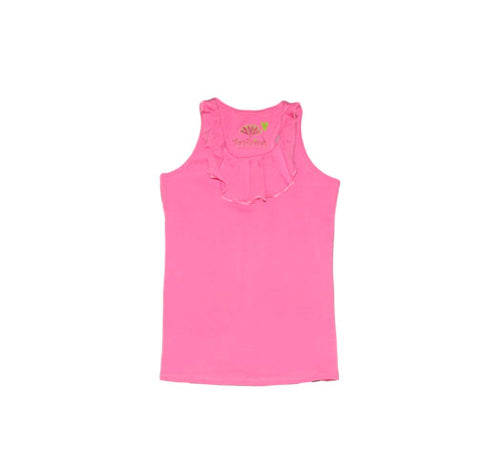 Baylor Racerback Top Pink - Three Friends Apparel
