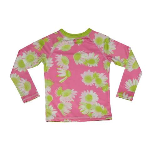 Zahra RashGuard DARLING DAISY - Three Friends Apparel