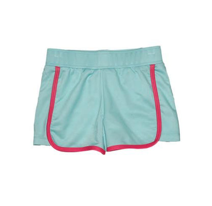 Riley Sport Short  Aqua