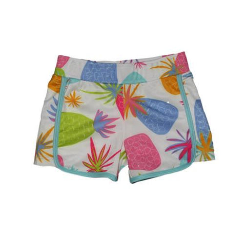 Riley Sport Short Pineapple - Three Friends Apparel