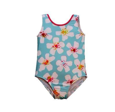 Jacen One Piece Bathing Suit ALOHA - Three Friends Apparel