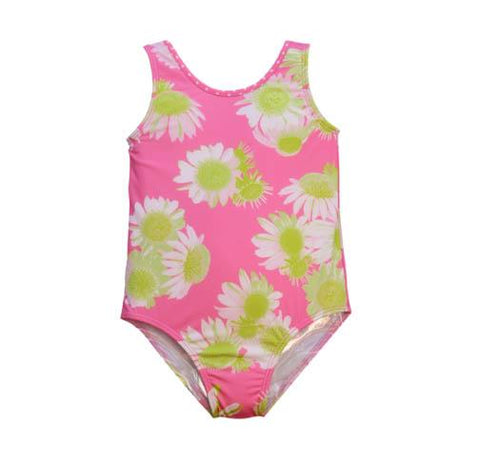 Jacen One Piece Bathing Suit DARLING DAISY - Three Friends Apparel
