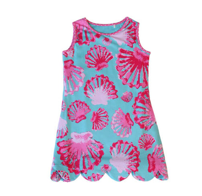 K!K! Sea Shell Reversible Dress