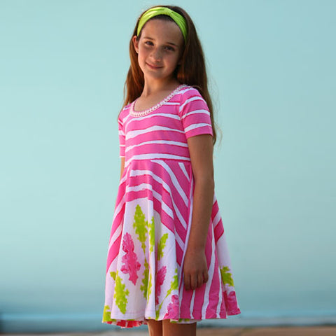 Angel Cake Rendezvous Dress - Three Friends Apparel