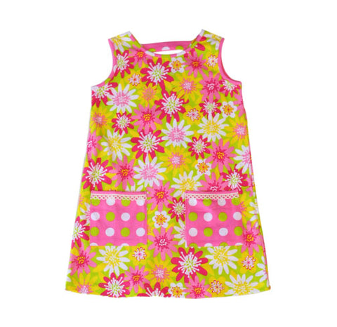 PollyAnna Enchanted Daisy Dress