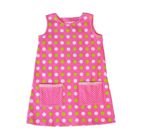 PollyAnna Smitten Dot Dress