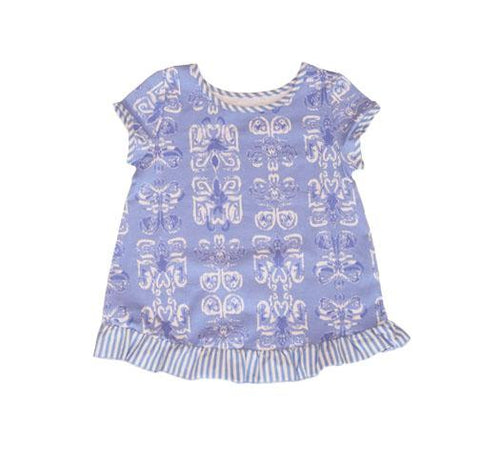 Summer Batik Swing Top - Three Friends Apparel