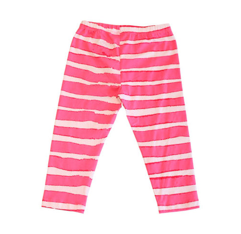 Sweet Pea Capri Rendezvous Stripe - Three Friends Apparel