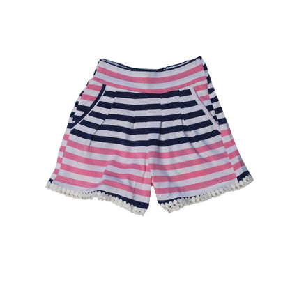 Breezies Short Hideaway Stripe
