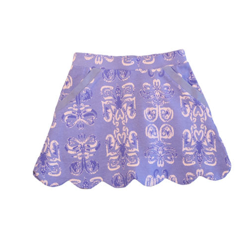 Sassy Batik Skort - Three Friends Apparel