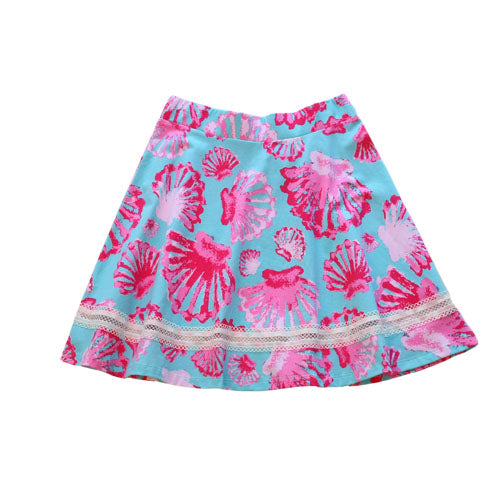 Anna Skort SeaShell - Three Friends Apparel