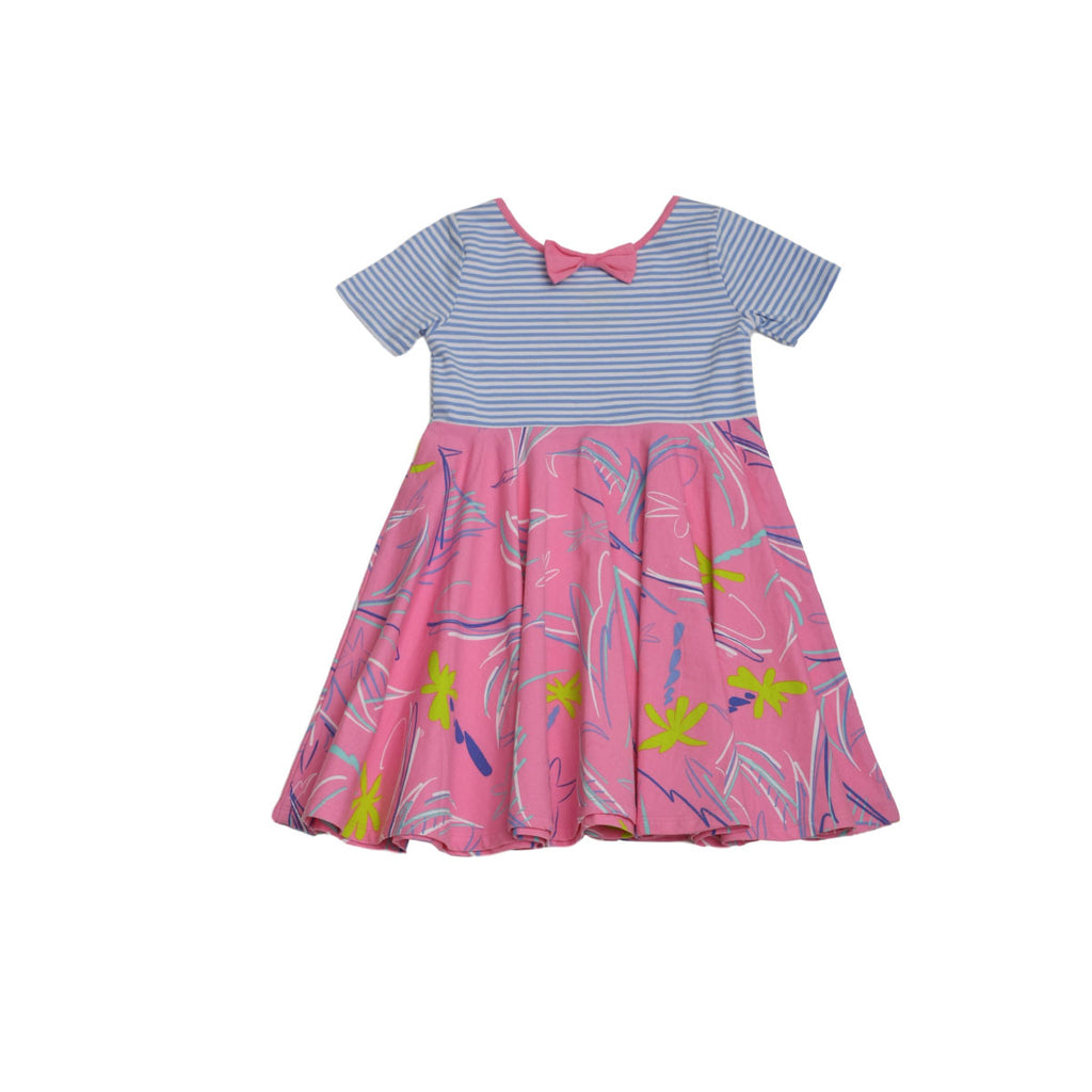 Angel Cake Cruisin Dress - Three Friends Apparel