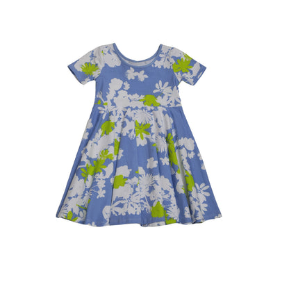 Angel Cake Peri Garden Party Dress