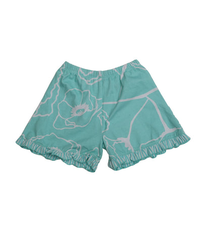Little Truffle Short Aqua Meadows - Three Friends Apparel