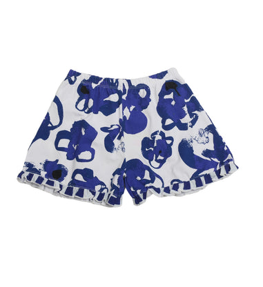Little Truffle Short Indigo Daze