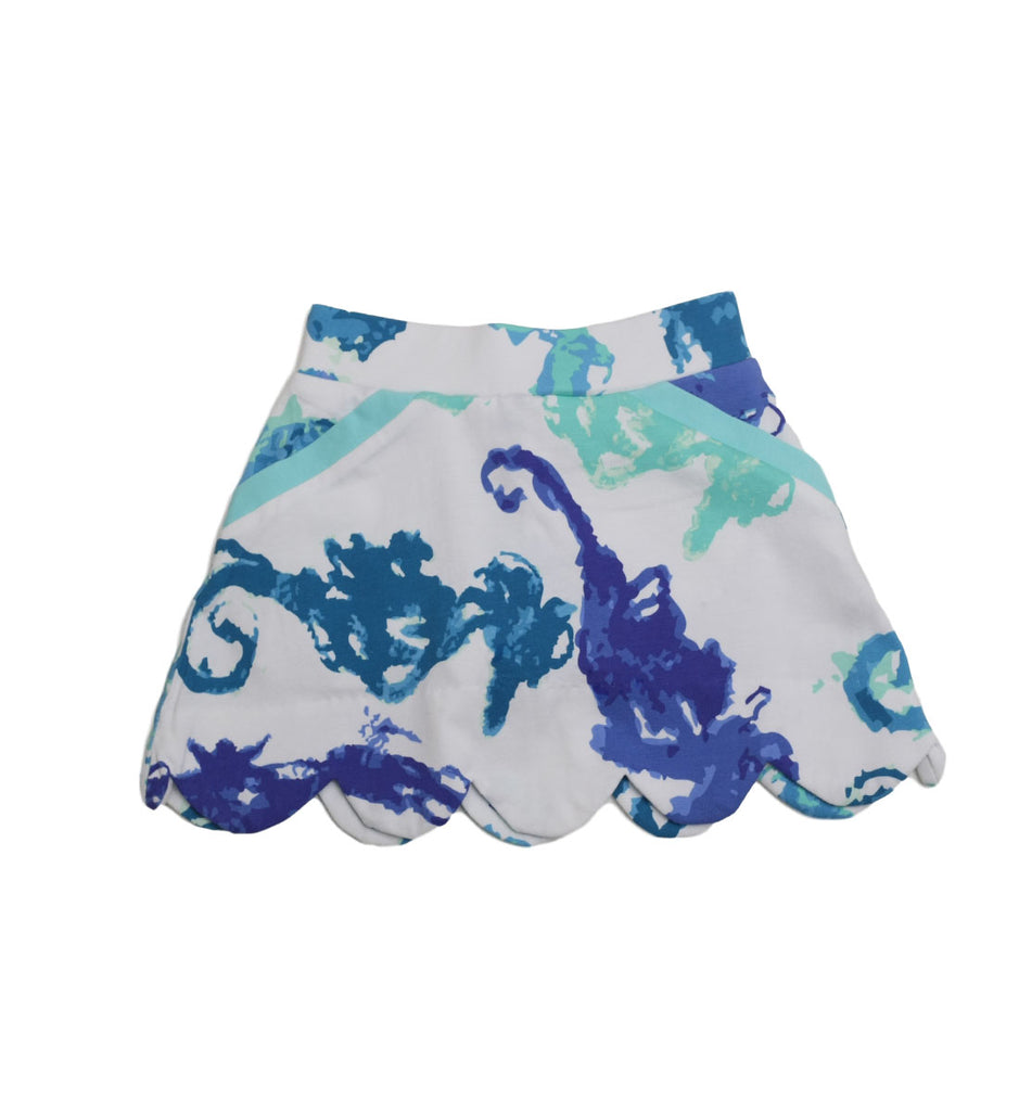Sassy Seahorsies Skort - Three Friends Apparel