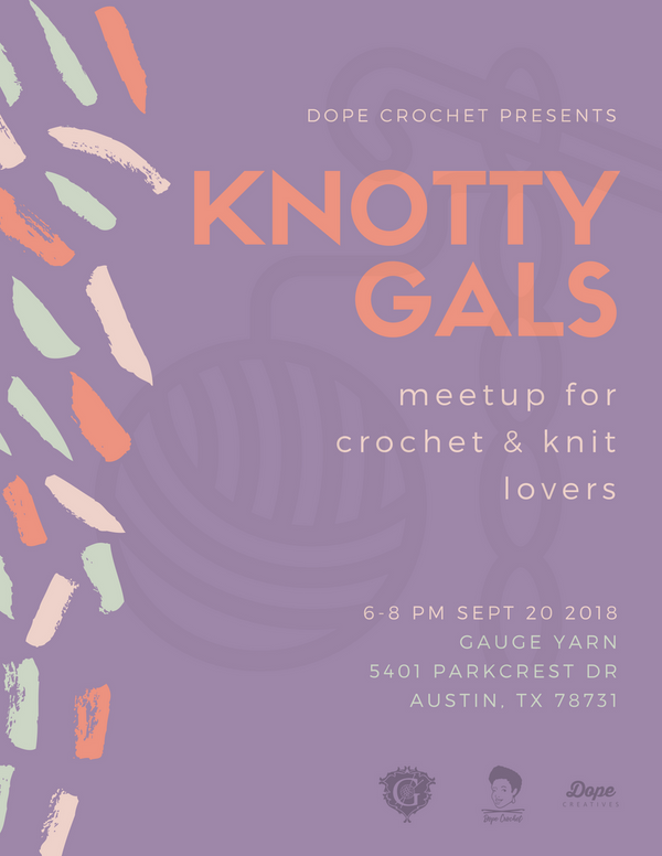 Knotty Gals ATX Meetup!